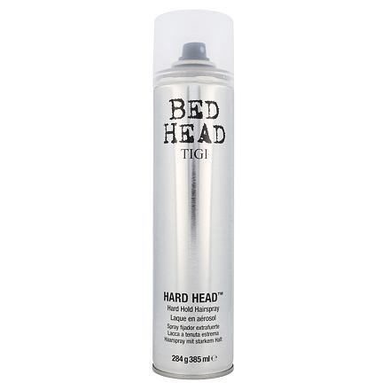 Tigi Bed Head Hard Head silně tužící lak na vlasy pro ženy