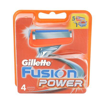 Gillette Fusion Power náhradní břit pro muže