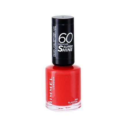 Rimmel London 60 Seconds By Rita Ora lak na nehty odstín 300 Glaston-Berry pro ženy