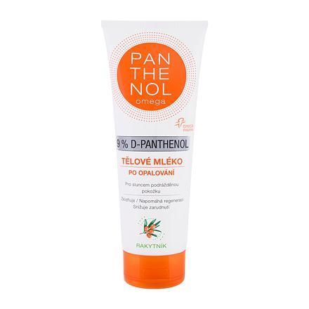Panthenol Omega 9% D-Panthenol After-Sun Lotion Sea Buckthorn zklidňující tělové mléko po opalování