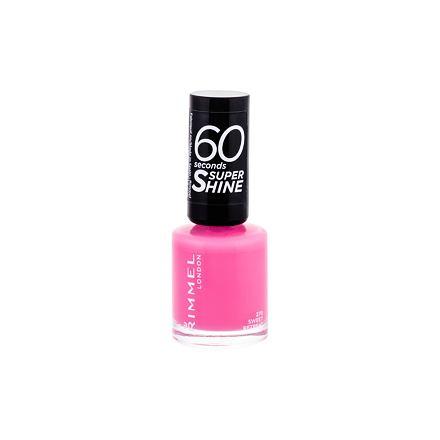 Rimmel London 60 Seconds By Rita Ora lak na nehty odstín 270 Sweet Retreat pro ženy