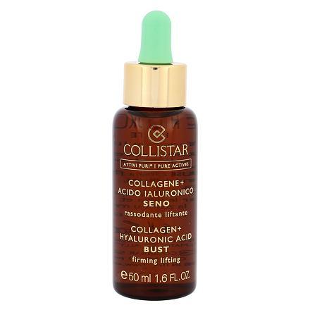 Collistar Pure Actives Collagen + Hyaluronic Acid Bust zpevňující péče na poprsí a dekolt
