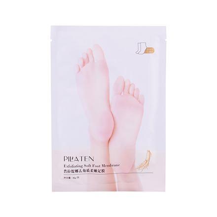 Pilaten Foot Membrane Exfoliating zjemňující maska na nohy pro ženy
