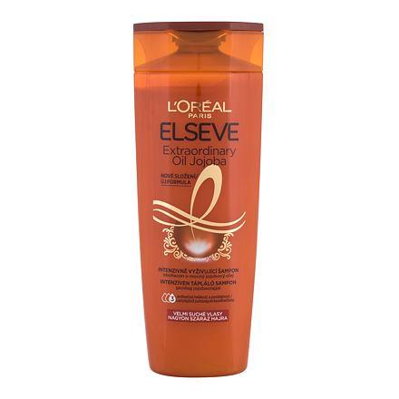 L´Oréal Paris Elseve Extraordinary Oil Jojoba šampon pro velmi suché vlasy pro ženy