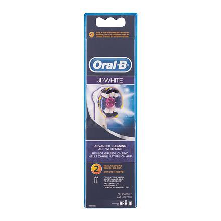 Oral-B 3D White náhradní hlavice na elektrický zubní kartáček
