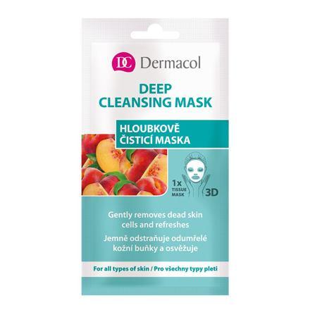 Dermacol Deep Cleansing Mask pleťová maska pro všechny typy pleti