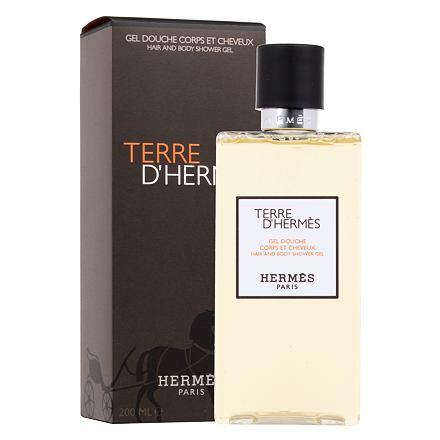 Hermes Terre d´Hermès sprchový gel pro muže