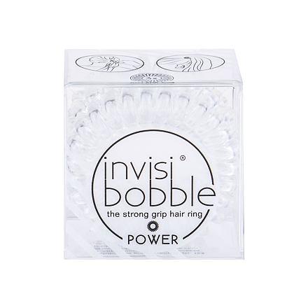 Invisibobble Power Hair Ring gumička na vlasy odstín Crystal Clear