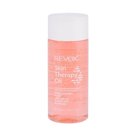 Revox Skin Therapy Oil tělový olej proti striím a jizvám