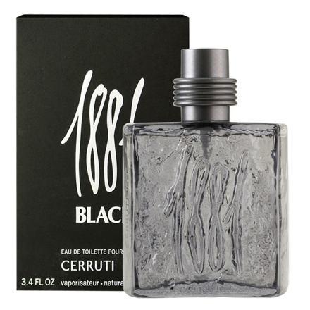 Nino Cerruti Cerruti 1881 Black toaletní voda Tester pro muže