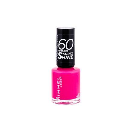 Rimmel London 60 Seconds By Rita Ora lak na nehty odstín 322 Neon Fest pro ženy
