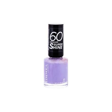 Rimmel London 60 Seconds By Rita Ora lak na nehty odstín 558 Go Wild-Er-Ness pro ženy