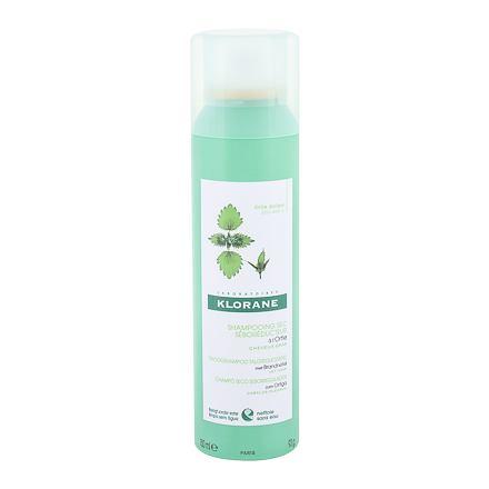 Klorane Nettle suchý šampon na mastné vlasy pro ženy