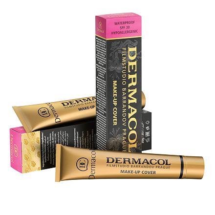 Dermacol Make-Up Cover SPF30 voděodolný extrémně krycí make-up odstín 213