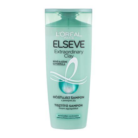 L´Oréal Paris Elseve Extraordinary Clay šampon pro mastné vlasy pro ženy
