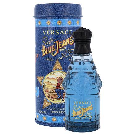 Versace Blue Jeans Man toaletní voda pro muže