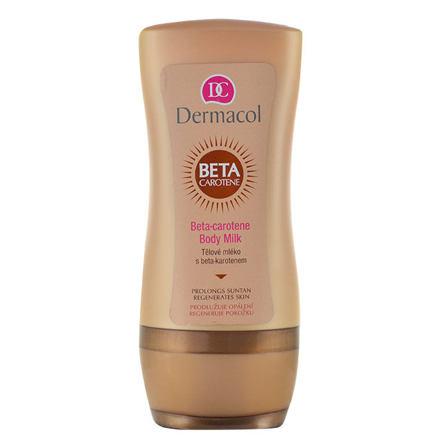 Dermacol After Sun Beta-Carotene Body Milk mléko po opalování s beta-karotenem pro ženy