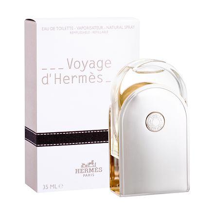 Hermes Voyage d´Hermès toaletní voda naplnitelný unisex