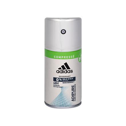 Adidas Adipure 48h deospray bez obsahu hliníku pro muže