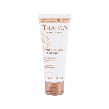 Thalgo After Sun Sun Repair Cream-Mask krémová maska pro regeneraci sluncem spálené pokožky