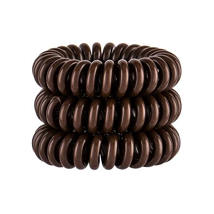 Invisibobble Power Hair Ring gumička na vlasy odstín Pretzel Brown