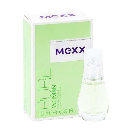 Mexx Pure Woman toaletní voda pro ženy