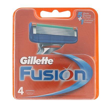 Gillette Fusion náhradní břit pro muže
