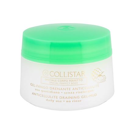 Collistar Special Perfect Body Anticellulite Draining Gel-Mud gelové bahno proti celulitidě