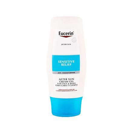 Eucerin After Sun Sensitive Relief Gel-Cream regenerační gel po opalování unisex