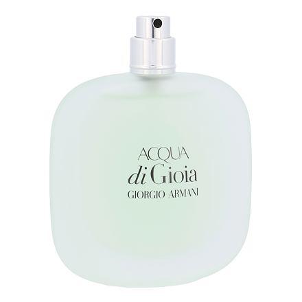 Giorgio Armani Acqua di Gioia toaletní voda 50 ml Tester pro ženy