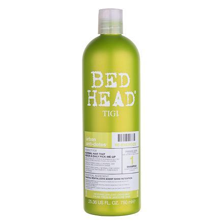 Tigi Bed Head Re-Energize revitalizující šampon pro unavené vlasy pro ženy