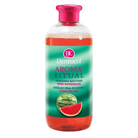 Dermacol Aroma Ritual Fresh Watermelon zvláčňující pěna do koupele pro ženy