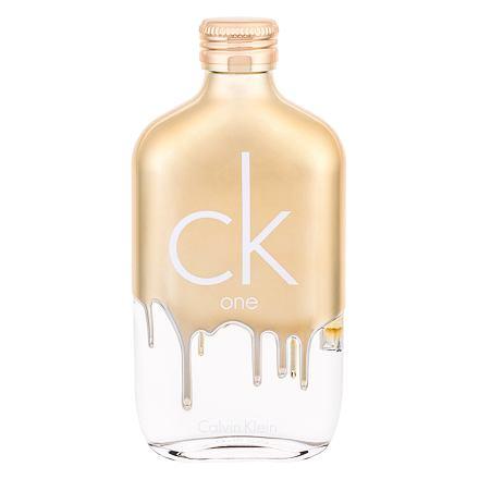 Calvin Klein CK One Gold toaletní voda 200 ml unisex