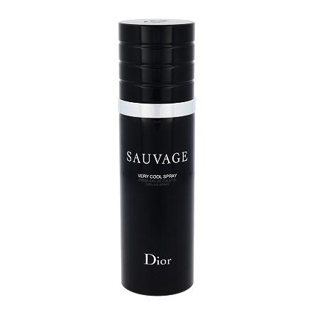 Christian Dior Sauvage Very Cool Spray toaletní voda 100 ml Tester pro muže