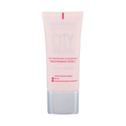 BOURJOIS Paris City Radiance SPF30 make-up odstín 01 Rose Ivory