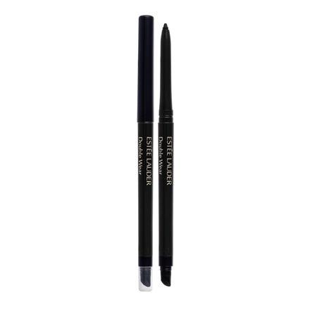 Estée Lauder Double Wear Infinite voděodolná tužka na oči odstín 01 Kohl Noir pro ženy