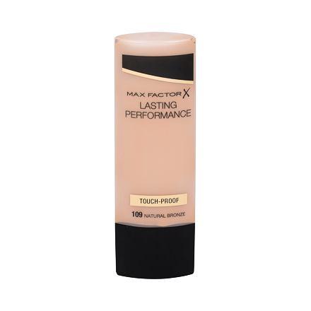 Max Factor Lasting Performance jemný tekutý make-up odstín 109 Natural Bronze