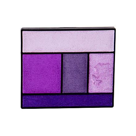 Lancôme Color Design paletka hladkých očních stínů odstín 300 Amethyst Glam Tester pro ženy