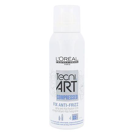 L´Oréal Professionnel Tecni.Art Fix Anti-Frizz fixační sprej proti krepatění vlasů 125 ml pro ženy
