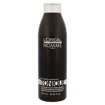 L´Oréal Professionnel Homme Tonique vyživující šampon 250 ml pro muže