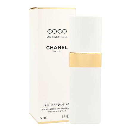 Chanel Coco Mademoiselle toaletní voda naplnitelný pro ženy
