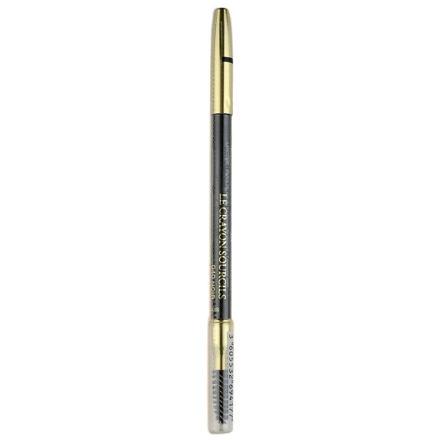 Lancôme Le Crayon Sourcils oboustranná tužka na oči 1,8 g odstín 040 Black pro ženy