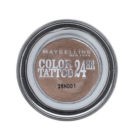 Maybelline Color Tattoo 24H krémové oční stíny 4 g odstín 35 On And On Bronze pro ženy