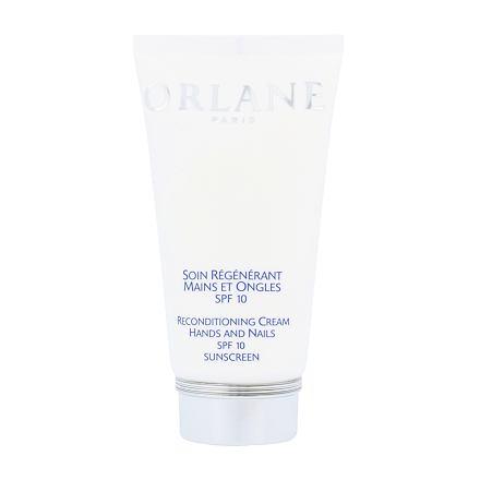 Orlane Body regenerační krém na ruce a nehty SPF10 75 ml pro ženy