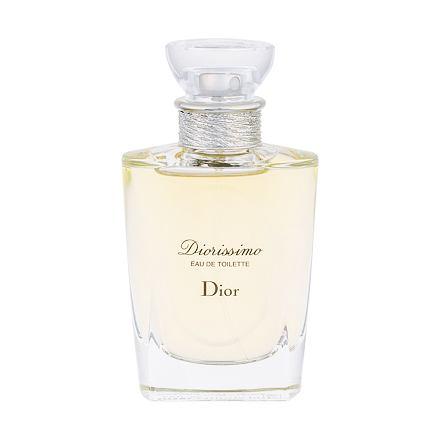 Christian Dior Les Creations de Monsieur Dior Diorissimo toaletní voda 50 ml  pro ženy 250cda5fcd6