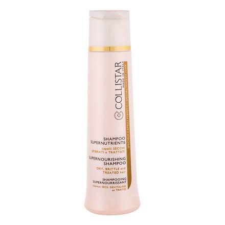 Collistar Supernourishing šampon na suché vlasy 250 ml pro ženy