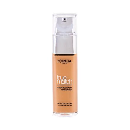 L´Oréal Paris True Match sjednocující make-up odstín D4-W4 Golden Natural