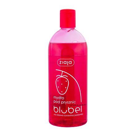 Ziaja Fruity sprchový gel s vůní brusinky a divoké jahody pro ženy