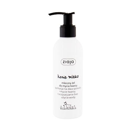 Ziaja Goat´s Milk pleťový čisticí gel pro ženy