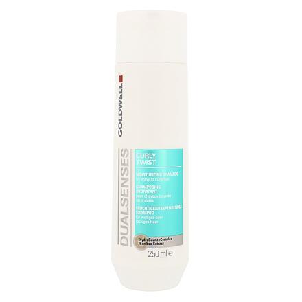 Goldwell Dualsenses Curly Twist šampon na kundrnaté vlasy 250 ml pro ženy